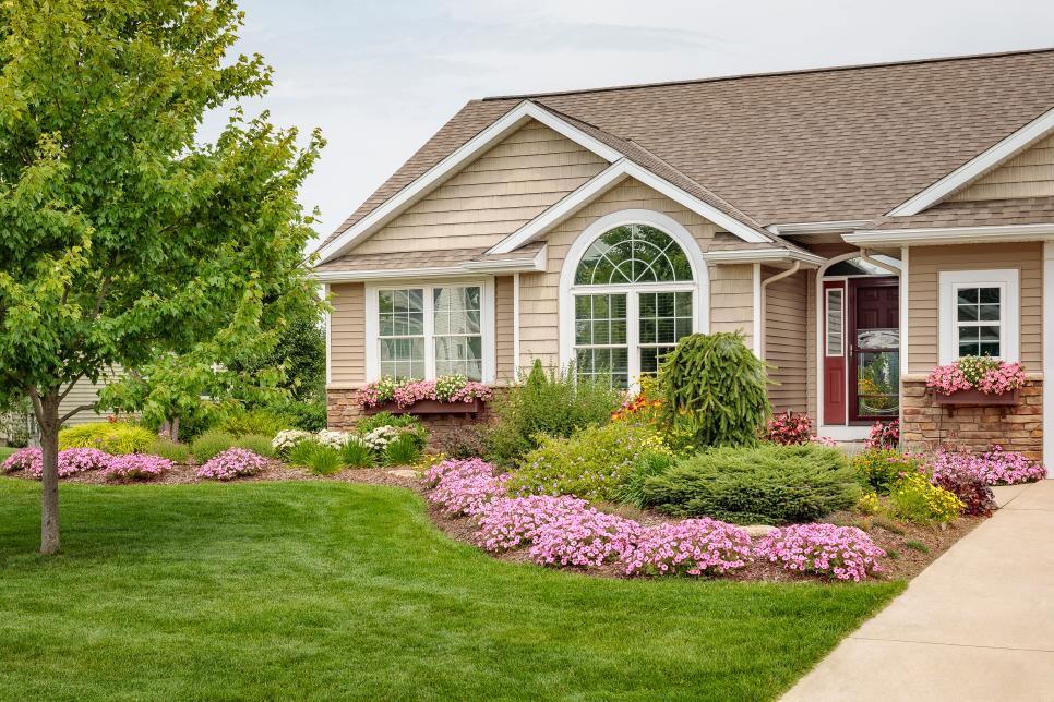 landscape-frontyard design