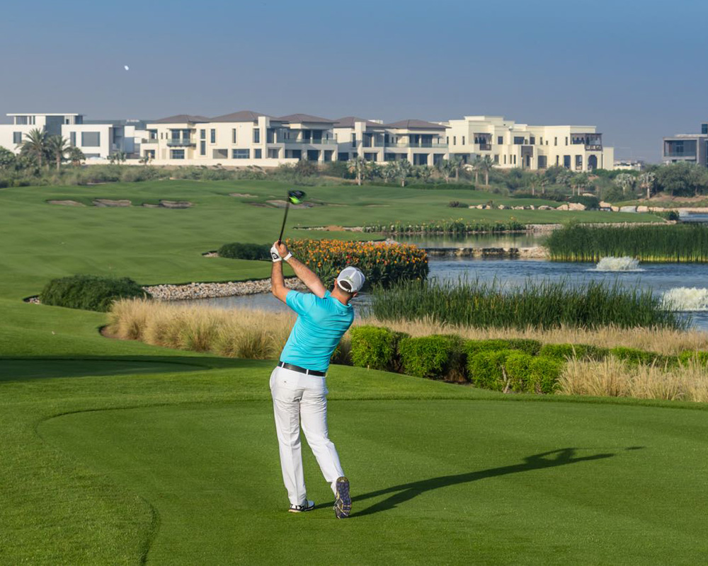Our Project at dubai-hills-golf-course-project